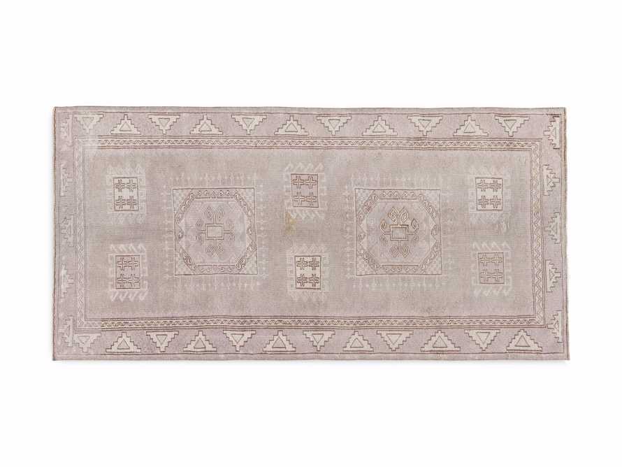 """2'11"""" X 9' 6"""" Vintage Turkish Anatolian Rug, slide 4 of 4"""