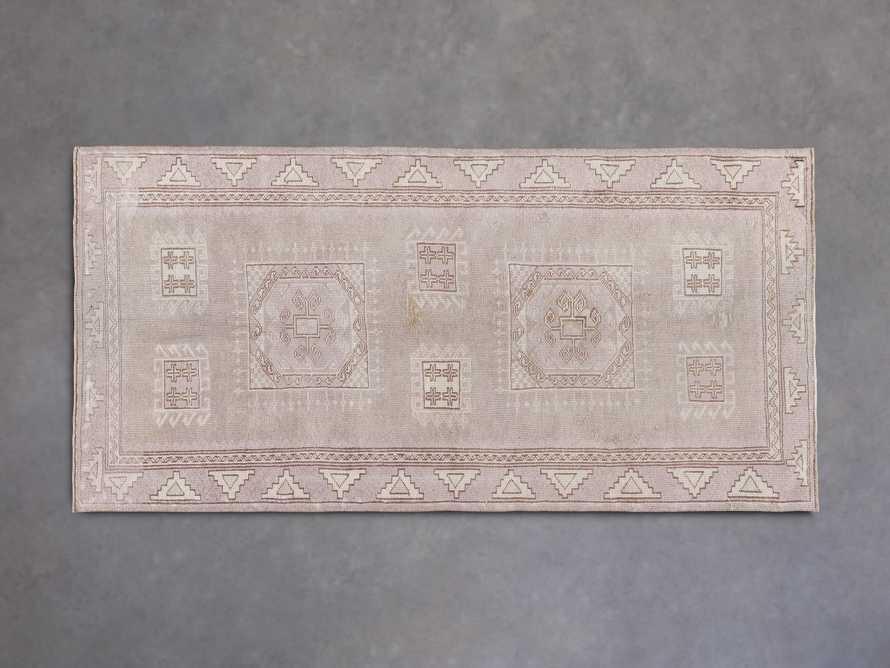 """2'11"""" X 9' 6"""" Vintage Turkish Anatolian Rug, slide 1 of 4"""