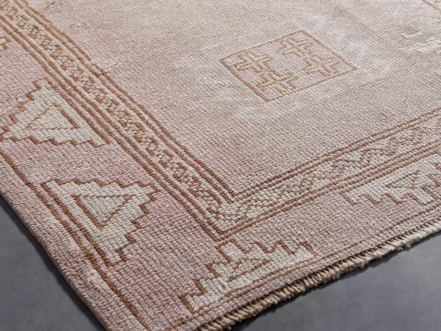 """2'11"""" X 9' 6"""" Vintage Turkish Anatolian Rug, slide 2 of 4"""