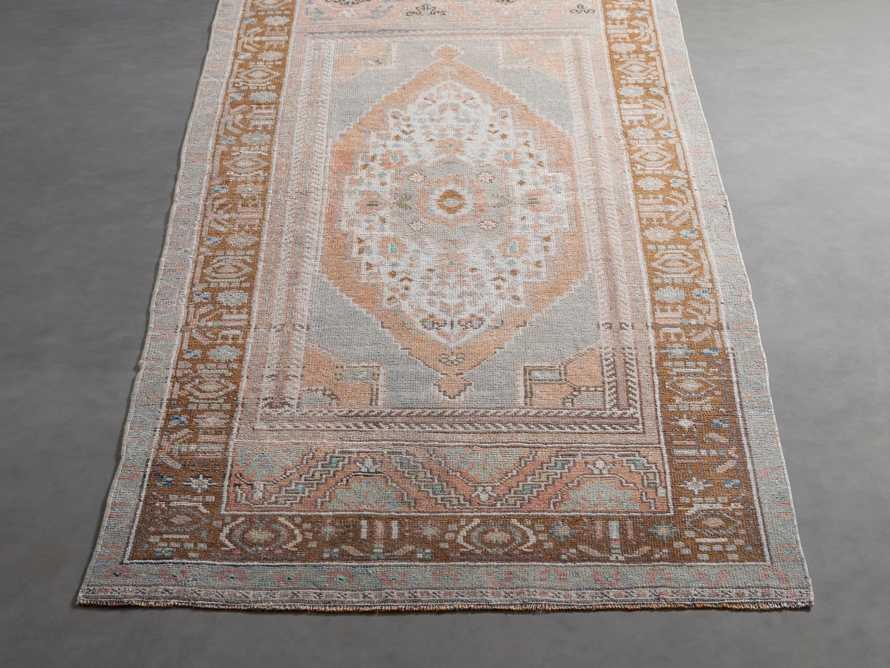 """2'11"""" X 5'10"""" Vintage Turkish Anatolian Rug, slide 3 of 4"""