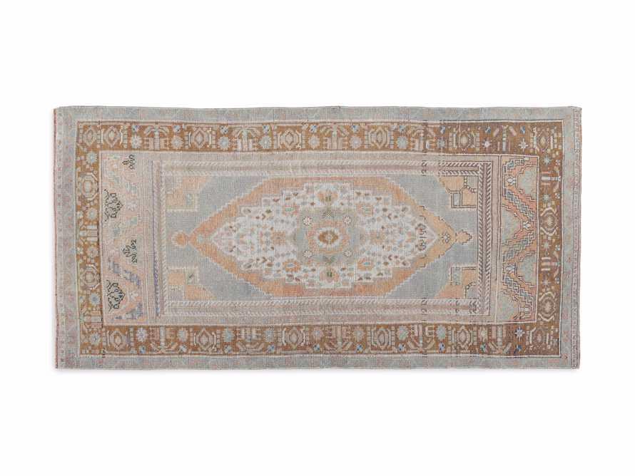 """2'11"""" X 5'10"""" Vintage Turkish Anatolian Rug, slide 4 of 4"""