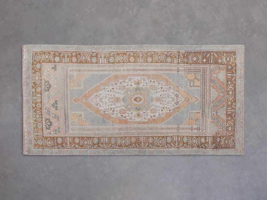 """2'11"""" X 5'10"""" Vintage Turkish Anatolian Rug, slide 1 of 4"""