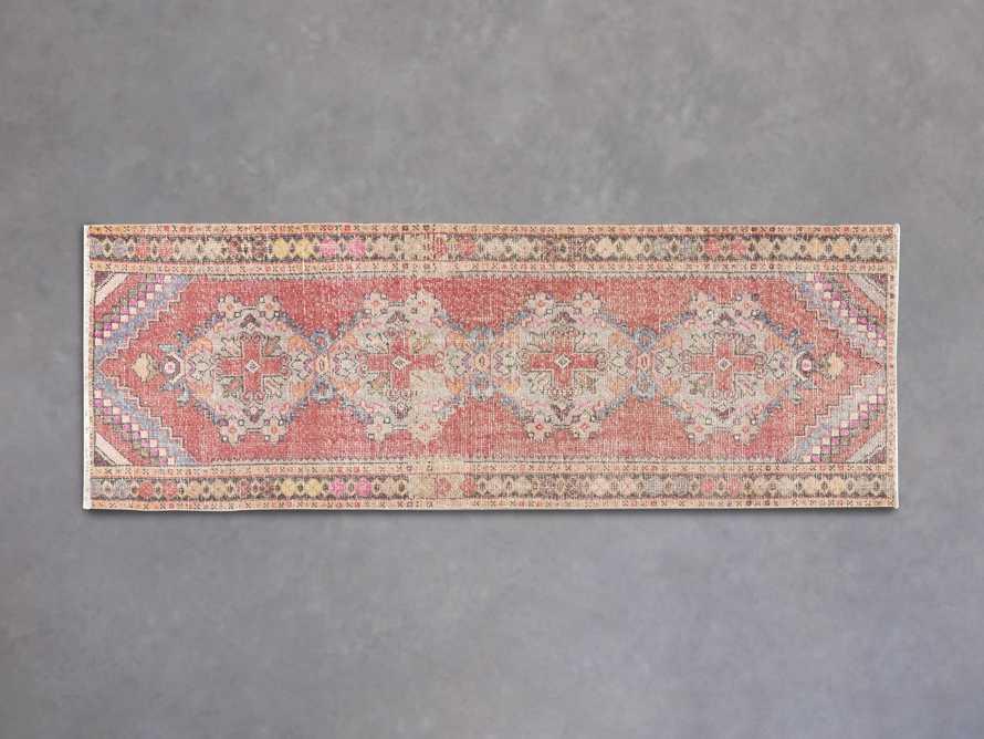 """3' 1"""" X 8'10"""" Vintage Turkish Anatolian Rug, slide 1 of 5"""