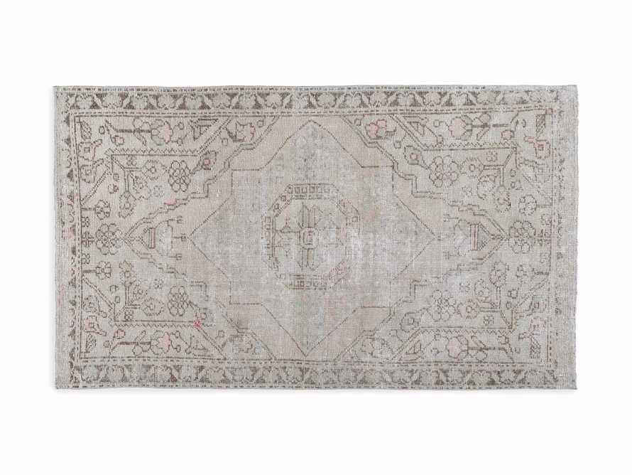 3'9 X 6'3 - Vintage Turkish Anatolian Rug, slide 4 of 4