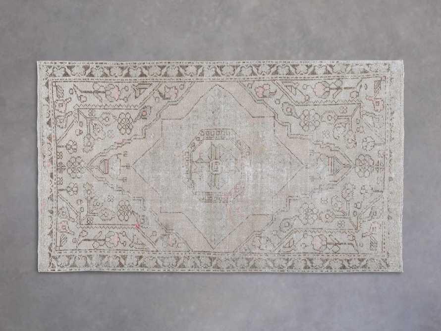 3'9 X 6'3 - Vintage Turkish Anatolian Rug, slide 1 of 4