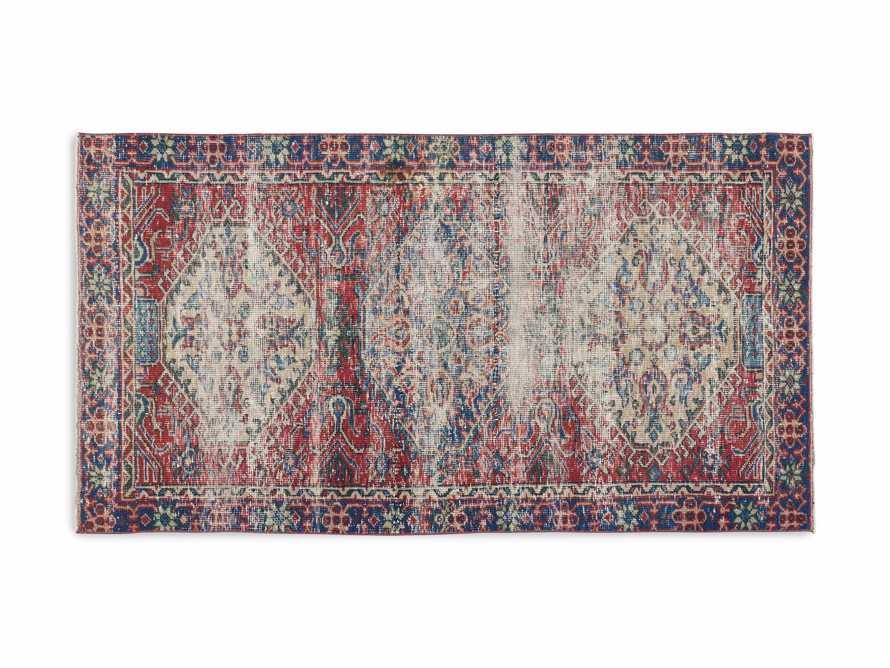 3' X 5'5 - Vintage Turkish Anatolian Rug, slide 4 of 4
