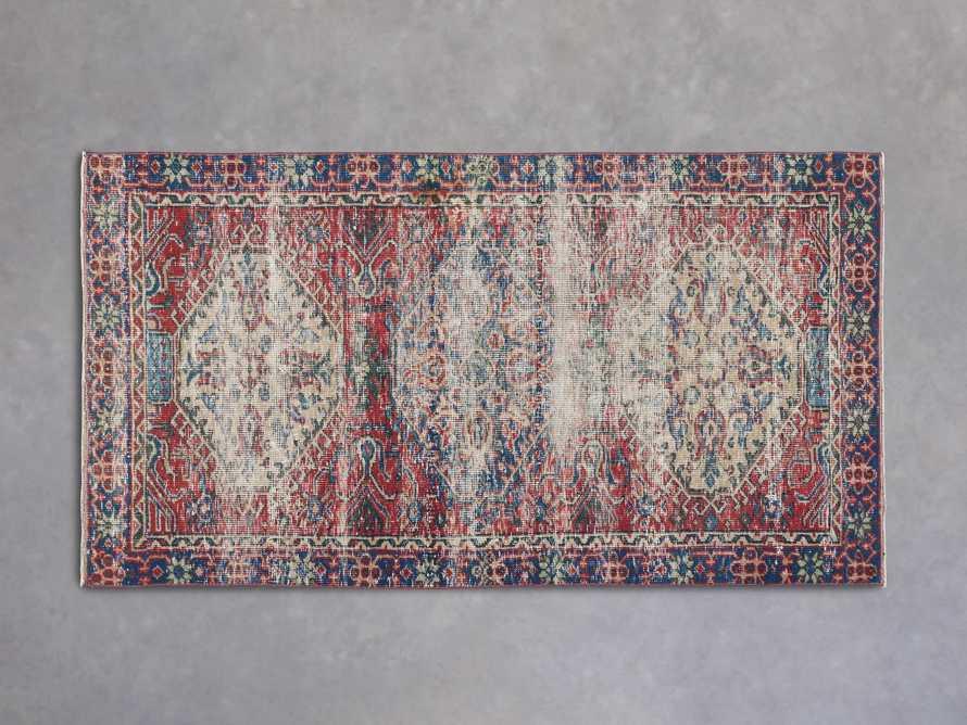 3' X 5'5 - Vintage Turkish Anatolian Rug, slide 1 of 4