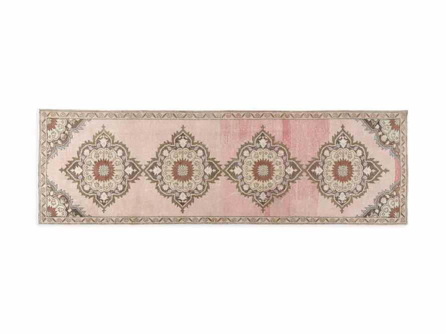 3' X 10' Vintage Turkish Anatolian Rug, slide 5 of 5