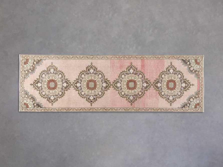 3' X 10' Vintage Turkish Anatolian Rug, slide 1 of 5