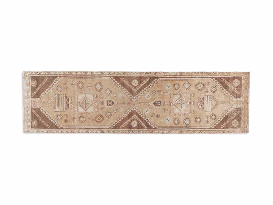 """2'11"""" X 11' Vintage Turkish Anatolian Rug, slide 5 of 5"""