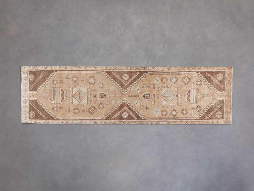 """2'11"""" X 11' Vintage Turkish Anatolian Rug, slide 1 of 5"""