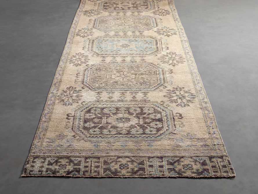 """3' 2"""" X 11' 7"""" Vintage Turkish Anatolian Rug, slide 3 of 5"""