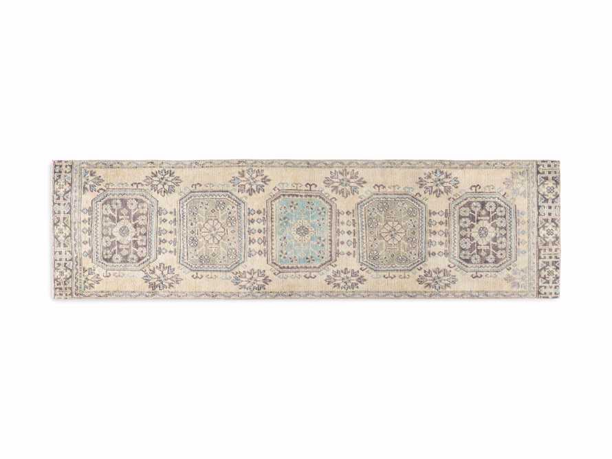 """3' 2"""" X 11' 7"""" Vintage Turkish Anatolian Rug, slide 5 of 5"""
