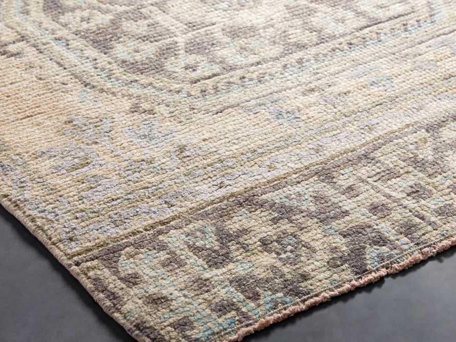 """3' 2"""" X 11' 7"""" Vintage Turkish Anatolian Rug, slide 2 of 5"""