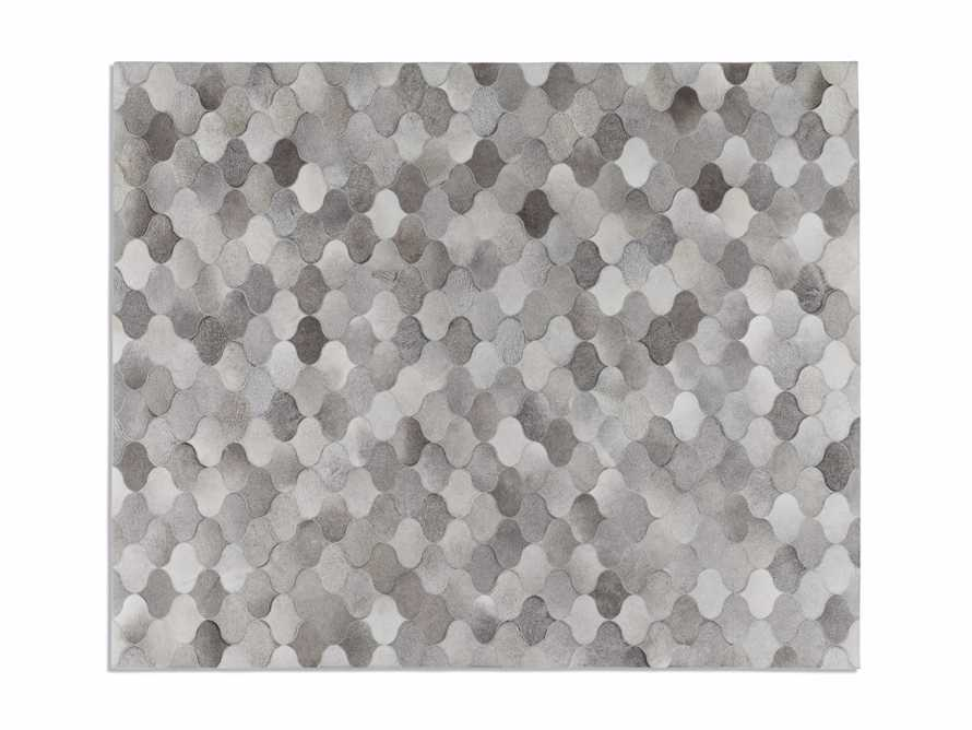 6' x 9' Amberly Hide in Grey, slide 4 of 4
