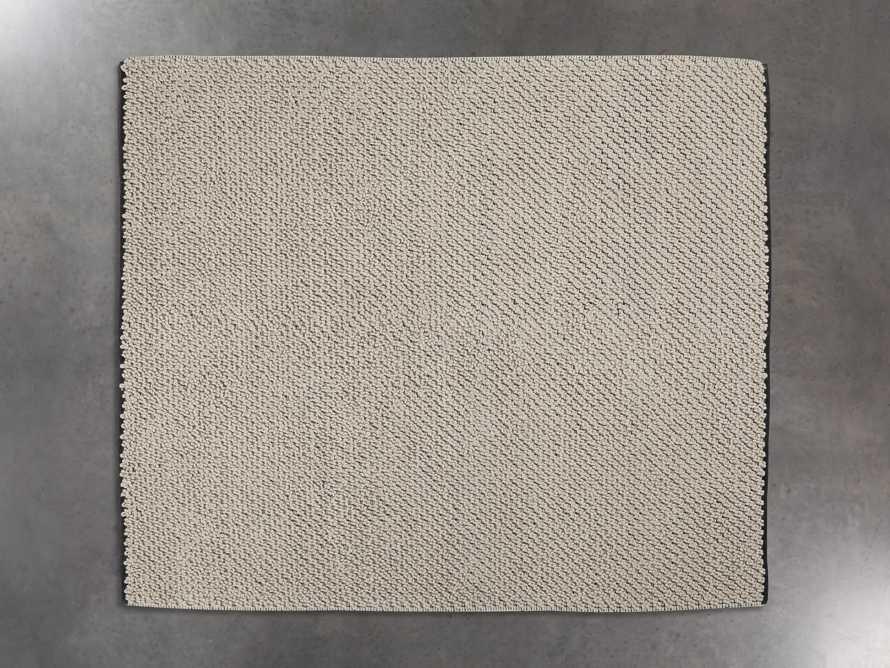 9' x 12' Blakeslee Rug in Brown, slide 2 of 5