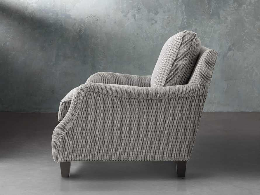 "Paxton Petite 32"" Upholstered Chair, slide 4 of 6"