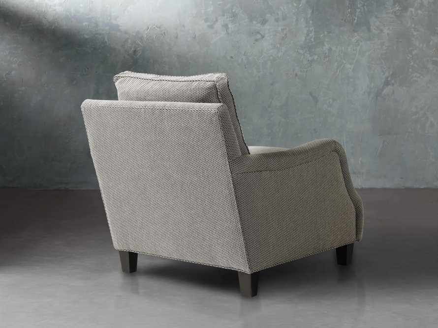 "Paxton Petite 32"" Upholstered Chair, slide 5 of 6"