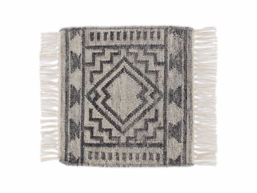 Jordi 18' Handwoven Kilm Rug Swatch, slide 1 of 1
