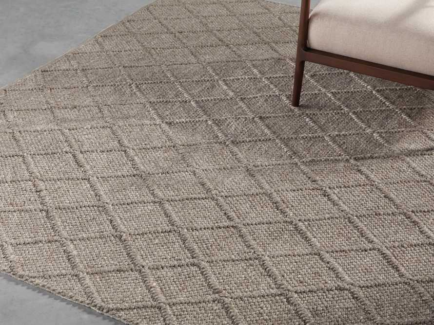 Canyon 8x10 Handwoven Rug in Natural, slide 1 of 4