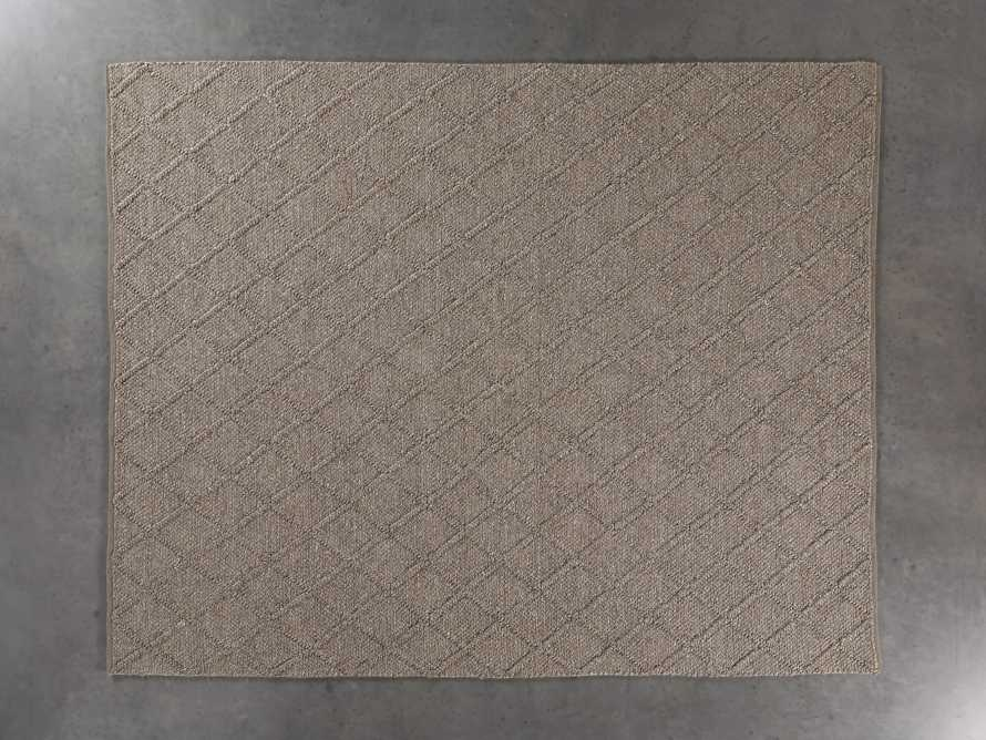 Canyon 8x10 Handwoven Rug in Natural, slide 2 of 4