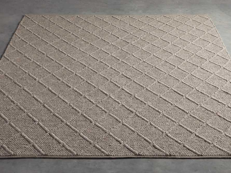 Canyon 8x10 Handwoven Rug in Natural, slide 3 of 4
