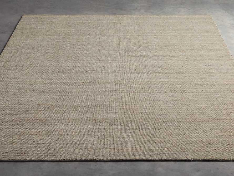 Lassen 8x10 Handwoven Rug in Sand, slide 3 of 8