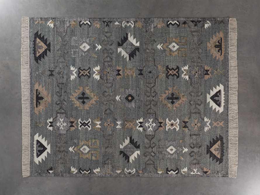 Layton 6x9 Handwoven Rug in Grey, slide 2 of 5