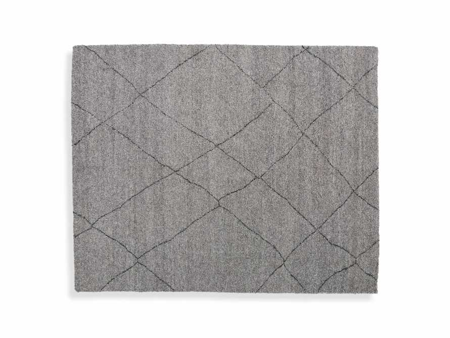 Bensi Hand-Knotted 6' x 9' Rug in Ash, slide 4 of 4