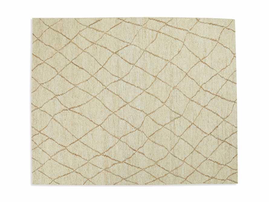 9' x 12' Coalton Rug in Cream, slide 5 of 5
