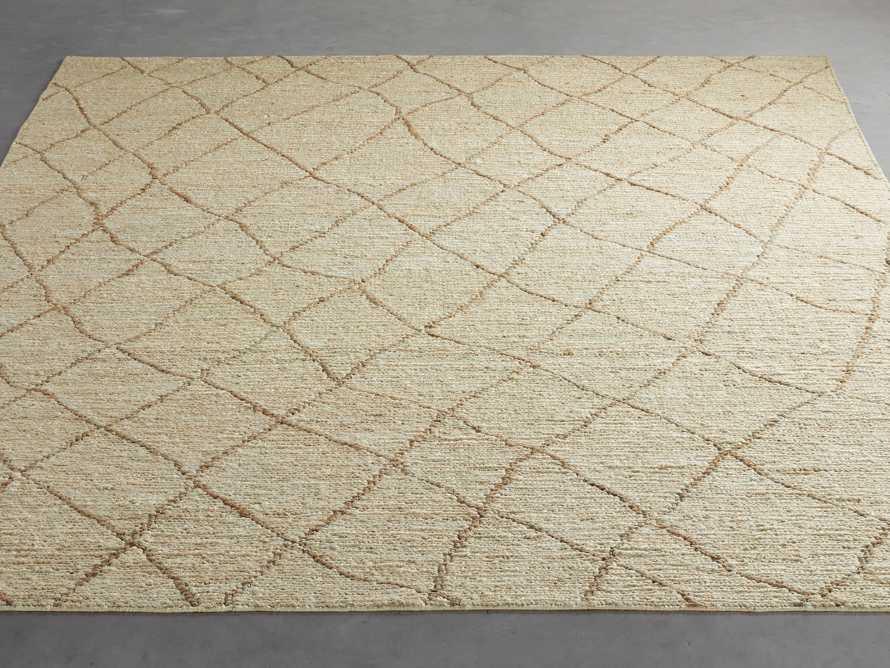 9' x 12' Coalton Rug in Cream, slide 3 of 5