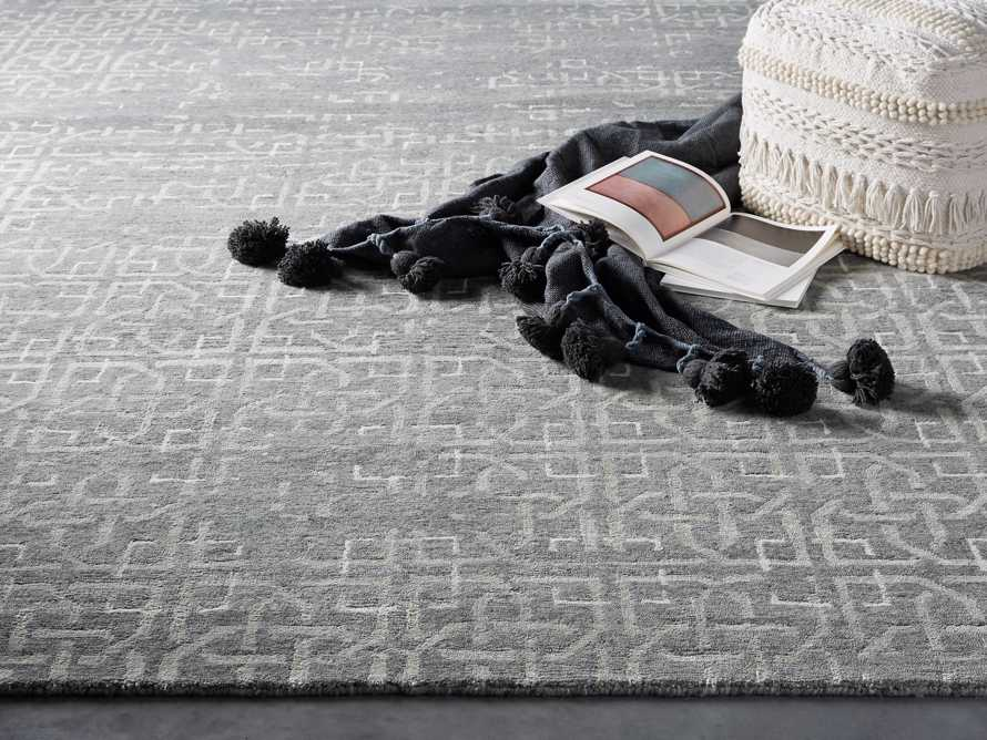 Mikala 9' x 12' Hand-Knotted Rug, slide 1 of 5