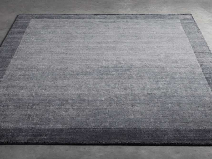 Townsend 6x9 Handwoven Rug in Charcoal, slide 3 of 4