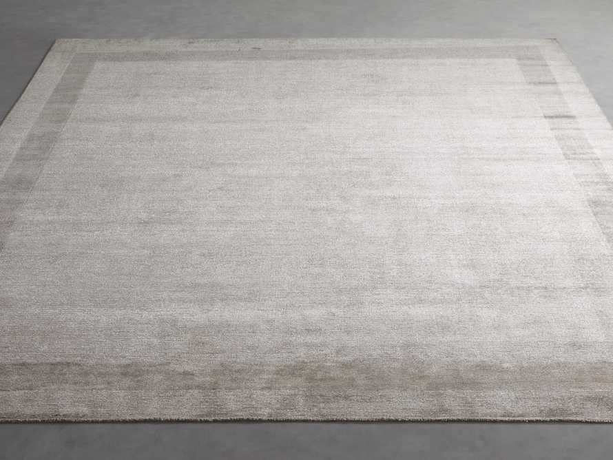 6' x 9' Arden Handknotted Rug in Sand, slide 3 of 5