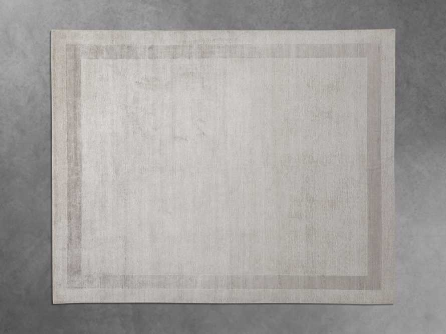 6' x 9' Arden Handknotted Rug in Sand, slide 2 of 5