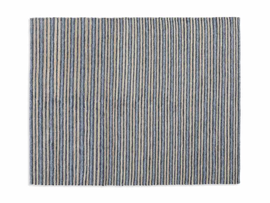 9' x 12' Cottager Rug in Blue, slide 5 of 5