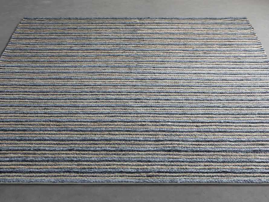 9' x 12' Cottager Rug in Blue, slide 3 of 5