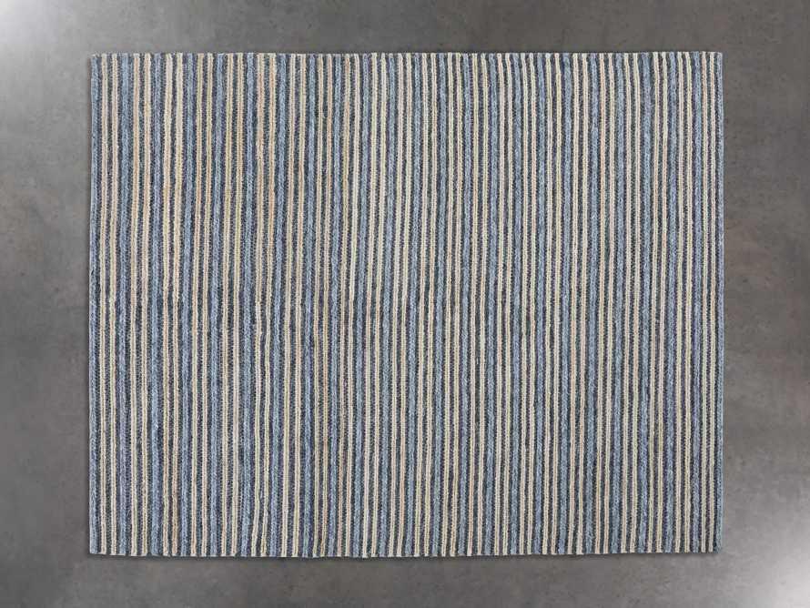 9' x 12' Cottager Rug in Blue, slide 2 of 5