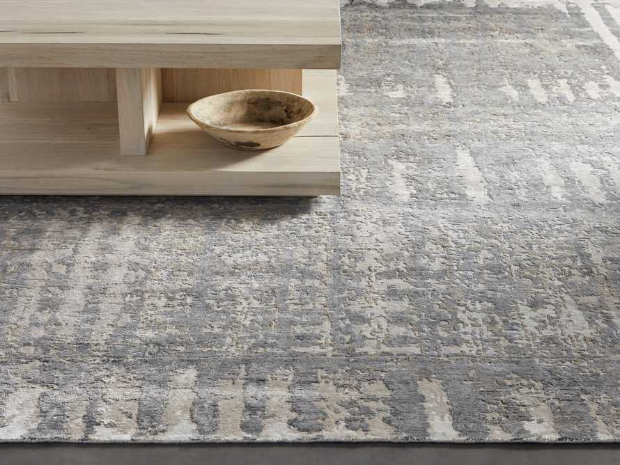 6' x 9' Grafton Handknotted Rug in Brown, slide 1 of 6
