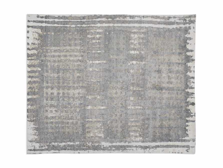 6' x 9' Grafton Handknotted Rug in Brown, slide 6 of 6