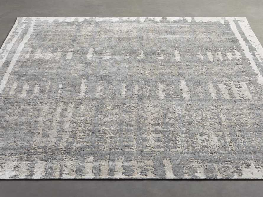 6' x 9' Grafton Handknotted Rug in Brown, slide 3 of 6