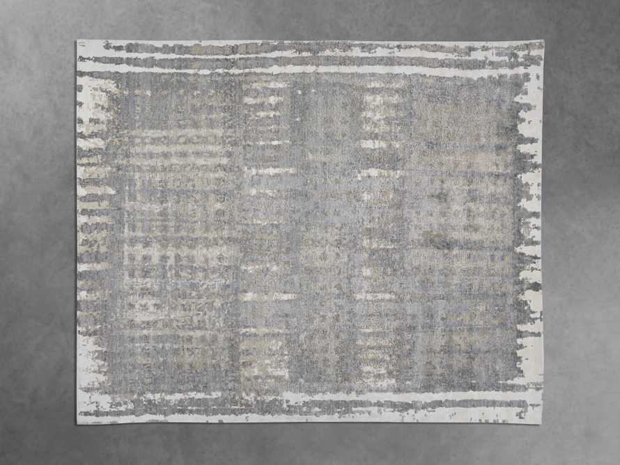 6' x 9' Grafton Handknotted Rug in Brown, slide 2 of 6
