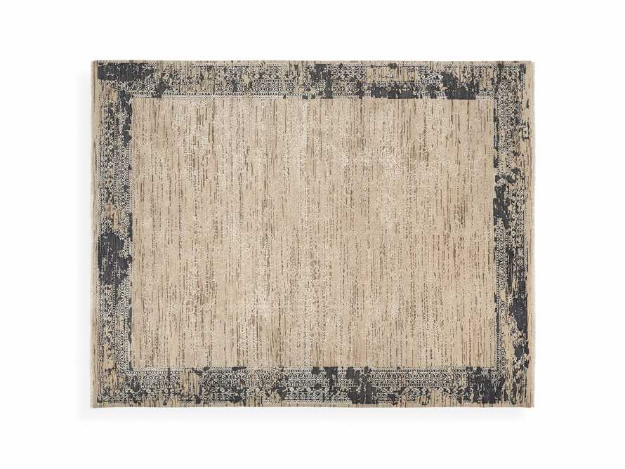 Grayson 6'x 9' Hand Knotted Beige Rug