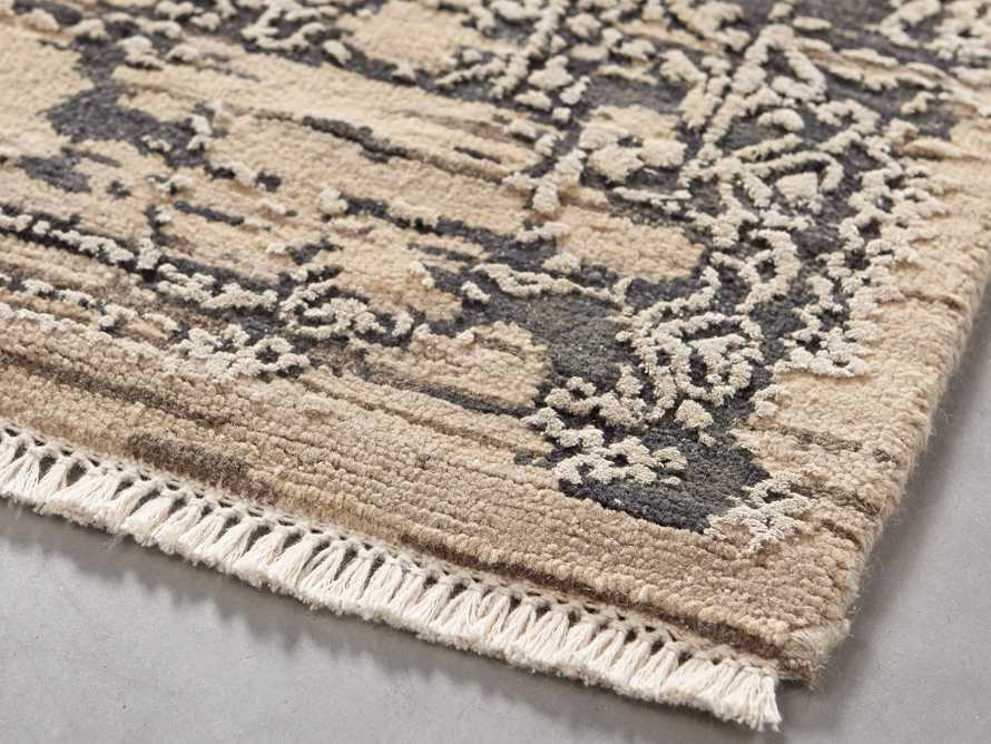 Grayson 8'x 10' Hand Knotted Beige Rug, slide 2 of 6