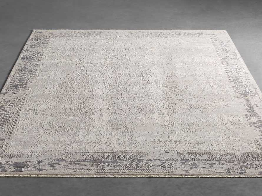 Grayson 8' x 10' Hand Knotted Grey Rug, slide 2 of 10
