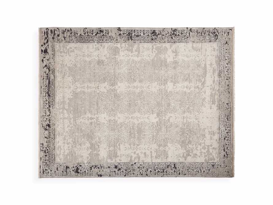 Grayson 8' x 10' Hand Knotted Grey Rug, slide 4 of 10