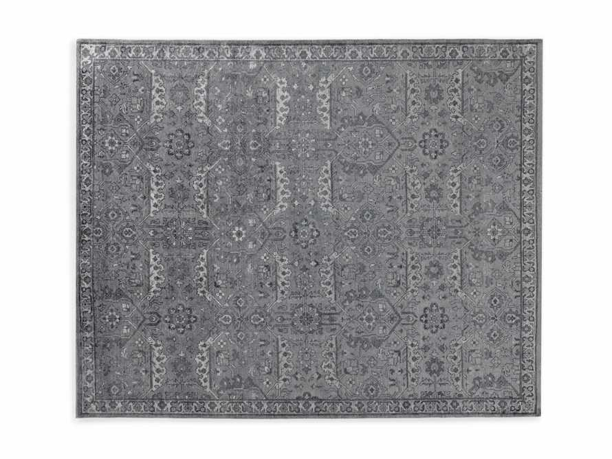 Sienna Hand-Knotted 8x10 Rug in Blue, slide 4 of 4