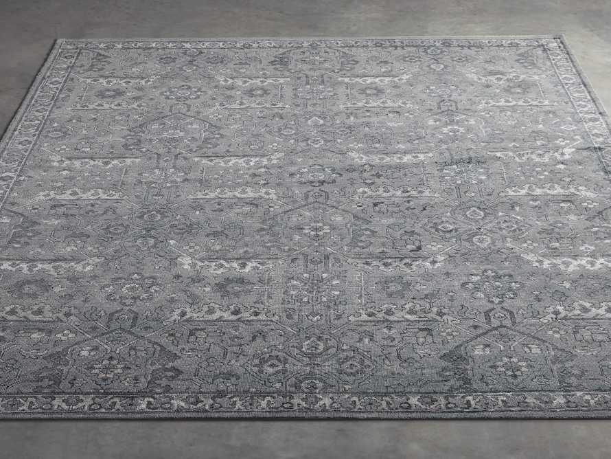 Sienna Hand-Knotted 8x10 Rug in Blue, slide 3 of 5