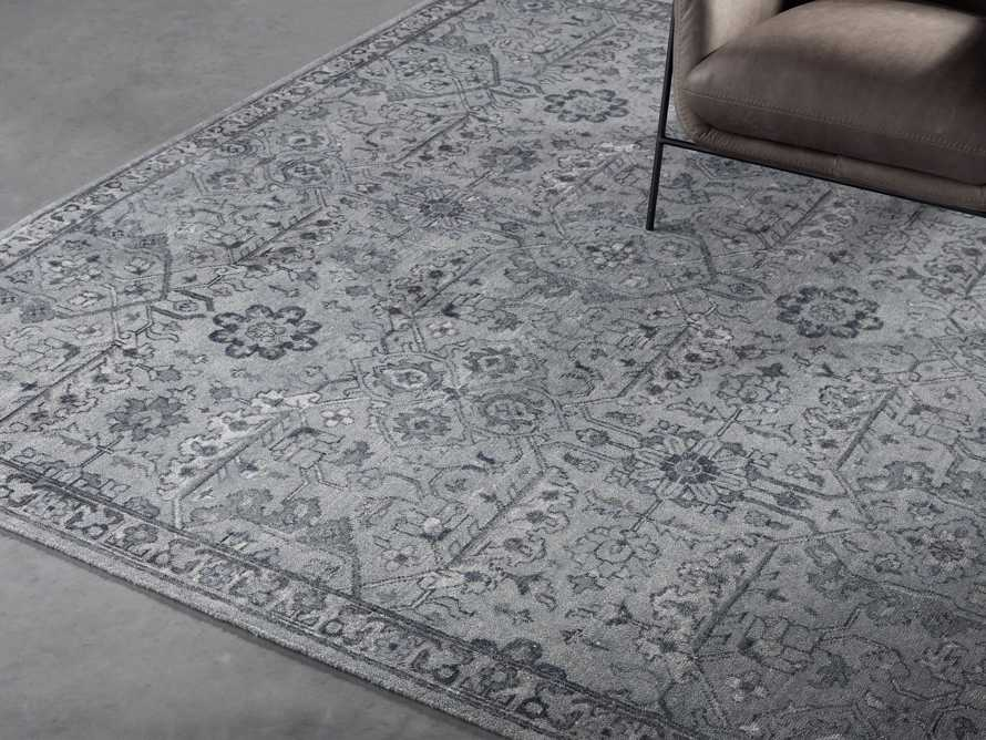 Sienna Hand-Knotted 8x10 Rug in Blue, slide 1 of 4