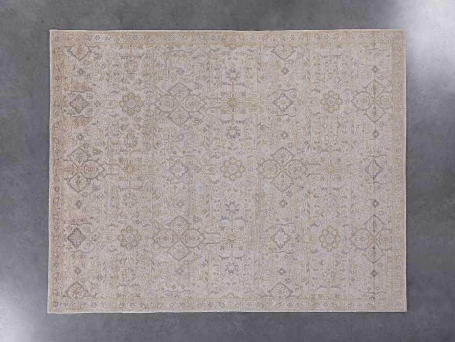 Sienna Hand Knotted 9x12 Rug in Grey, slide 1 of 4